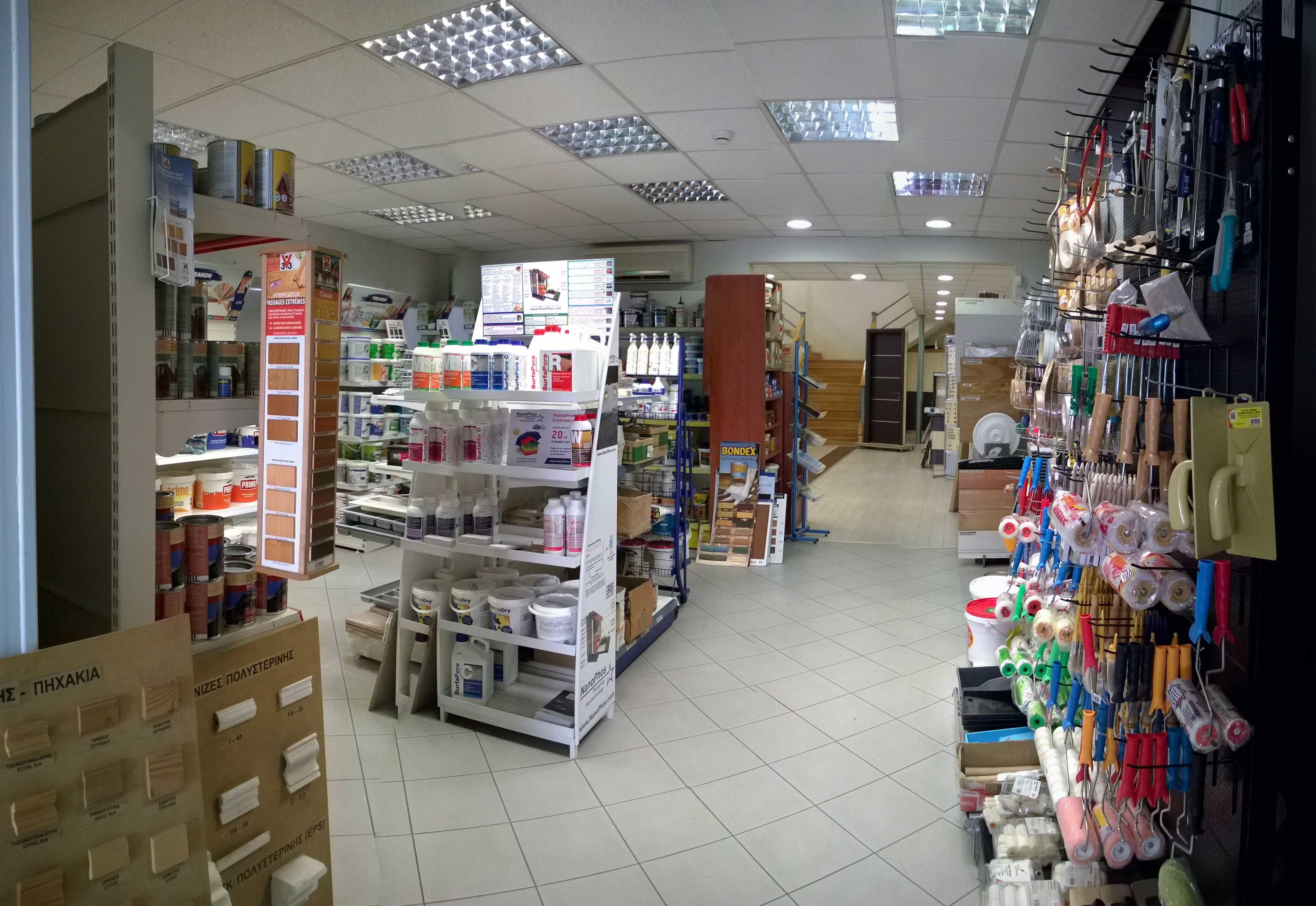 ΕΒΕΞ Καραπιπέρης Αίγιο τμήμα πωλήσεων