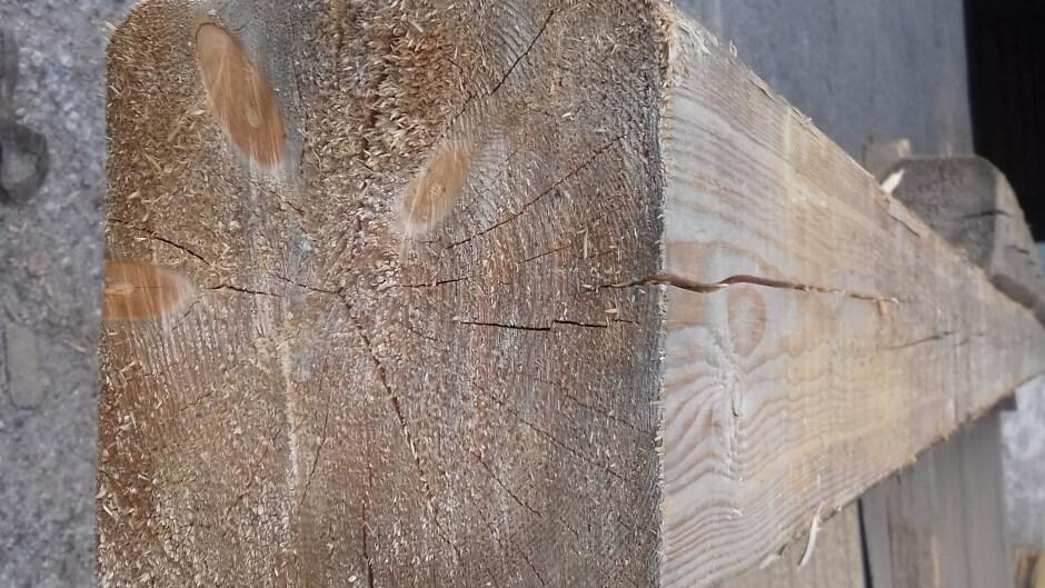 Ξυλεία ΤΡΑΒΑ πελεκιτή Καραπιπέρης Αίγιο