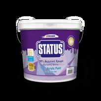 status 100% ακρυλικό χρώμα καραπιπερης αίγιο