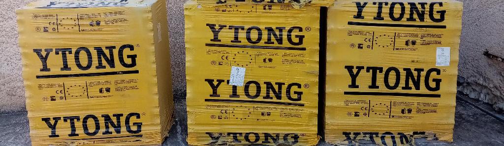 YTONG BlocK Καραπιπέρης Αίγιο